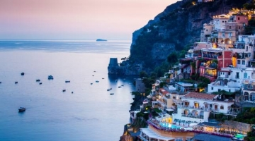 Tour of Capri, Sorrento and Positano