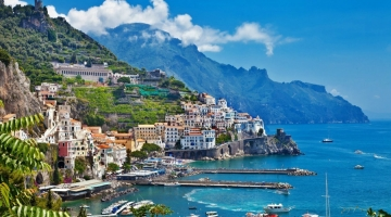 Tour of the Amalfi Coast